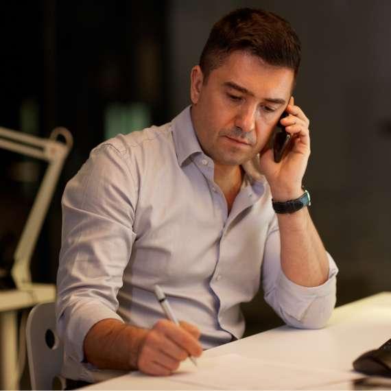 5 השאלות שהמוביל ישאל אתכם בטלפון