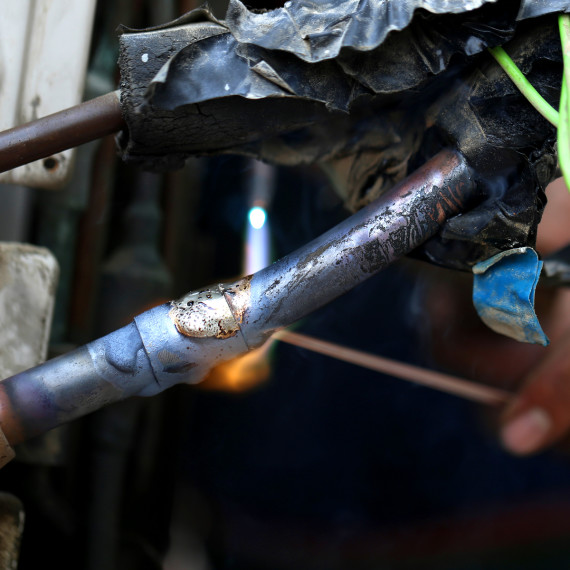 תיקון דליפת גז במזגן: כל מה שחשוב לעת