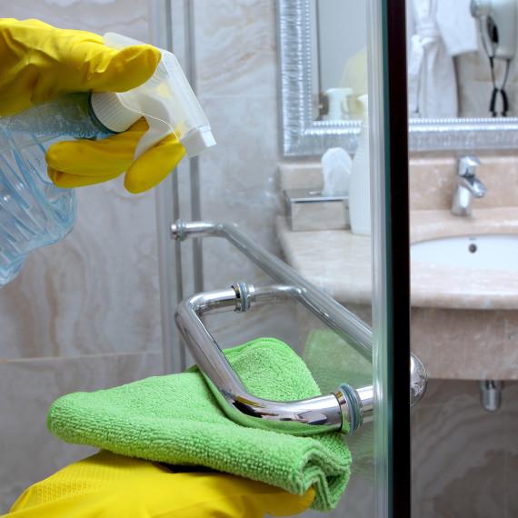 מקלחת נעימה: כך אתם הורסים את המקלחון שלכם