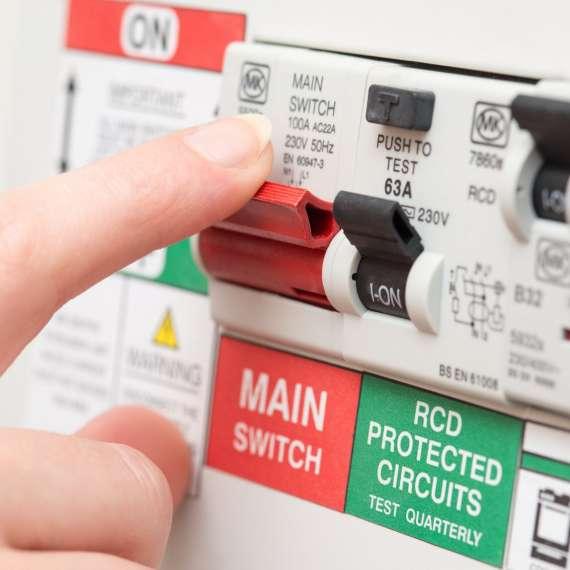 מודיעין שריפה בגלל קצר חשמלי? אל תתנו לזה לתפוס אתכם • המקצוענים NR-65